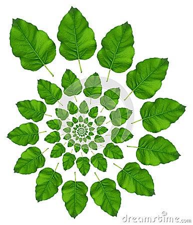 """Triangular Scarf in Leaf Pattern by Nancy Bush-34"""" x 53"""" by"""