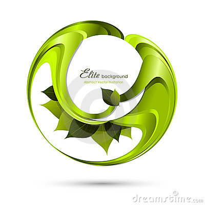 Free Green Leaves Abstract Background Stock Photography - 21738352