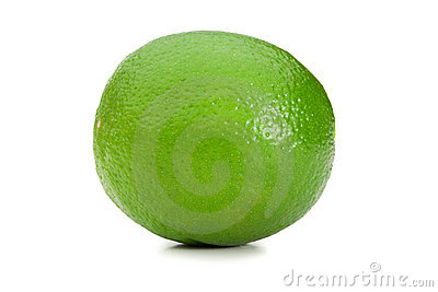 Green lemon
