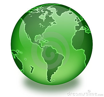 Green Life Globe