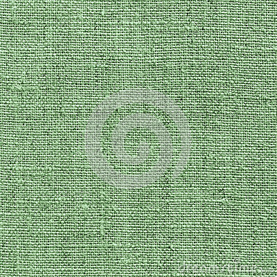 Green linen texture for the background