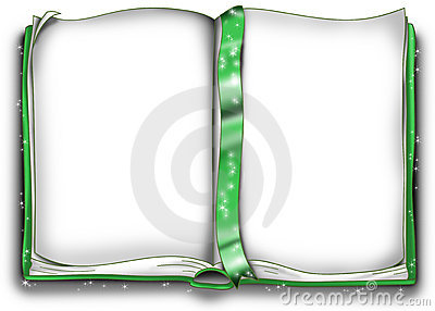 Green magic book