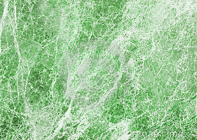 Green marble or malachite texture