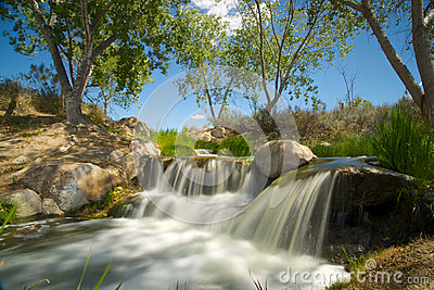 Green Meadow Waterfall