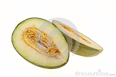 The green melon