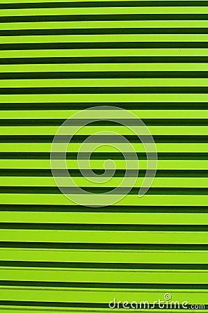 Green Metal Siding Texture
