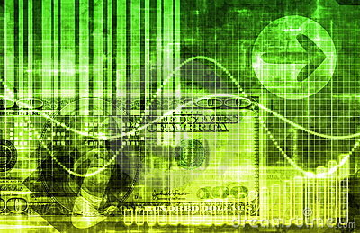 Green Money Technology Business Background