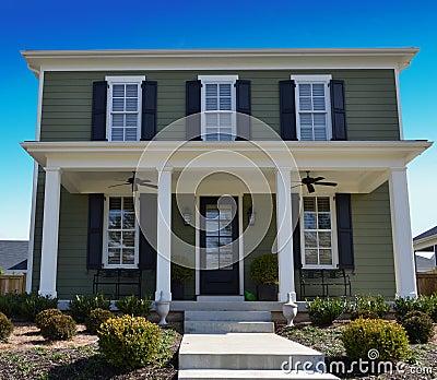 House style new england House design ideas