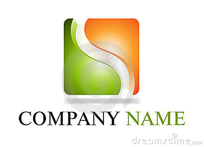 Green & Orange logo