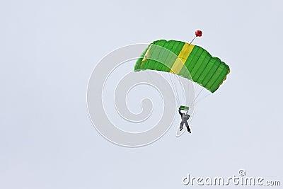 Green Para-glide