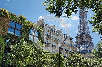 Green Paris.