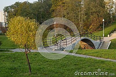 Green park Zelenograd