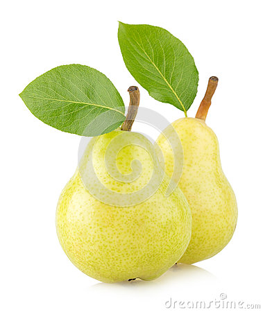 Free Green Pears Royalty Free Stock Photo - 41448465