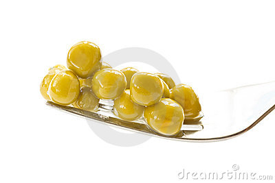 Green Peas Royalty Free Stock Photo - Image: 21566265