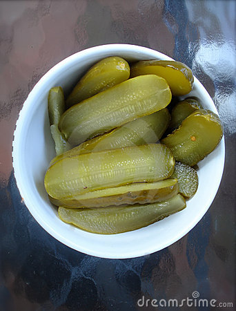 Green Pickles