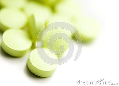 Green pills