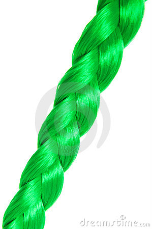 Green plait as a concept