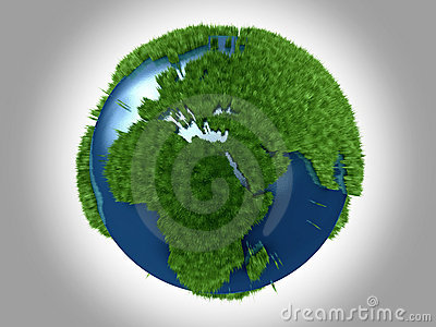 Green Planet - Africa Europe