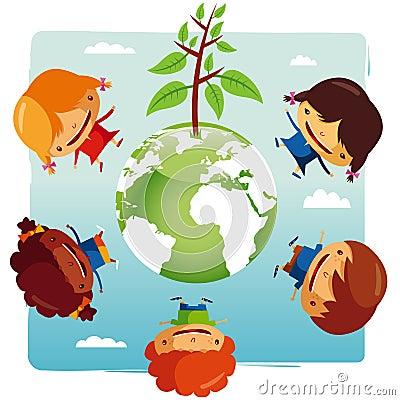 Green planet Kids