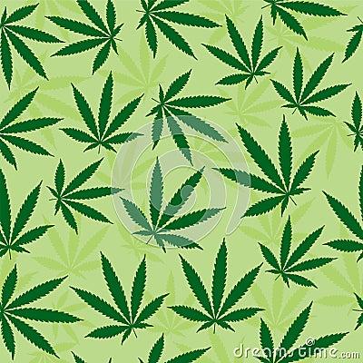 Free Green Pot Leaf Background Stock Images - 4213904