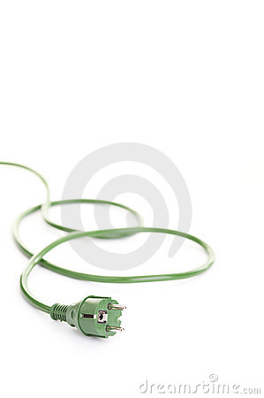 Free Green Power Royalty Free Stock Photography - 3257517