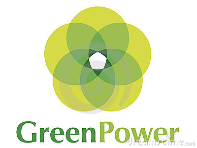 Green Power2 logo