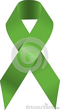 Free Green Ribbon Stock Photo - 2655950