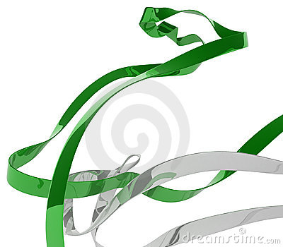 Green Ribbon Noose