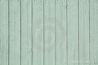 Green rustic wooden wall background