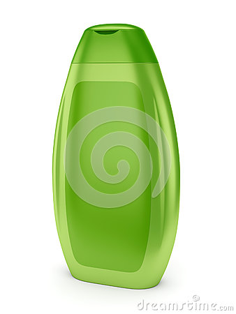 Shampoo Bottle Coloring Page
