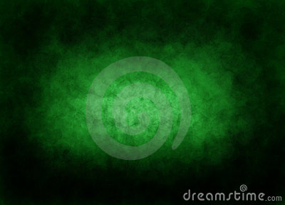 Green shamrock texture background