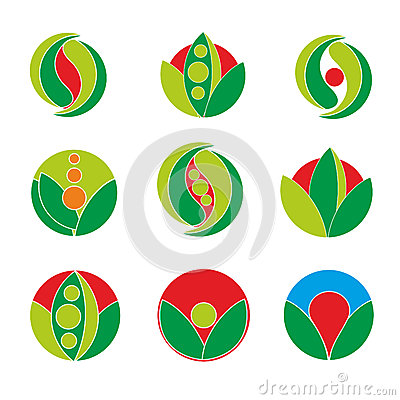 Green simbol