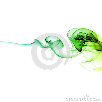 Free Green Smoke Royalty Free Stock Images - 46761929
