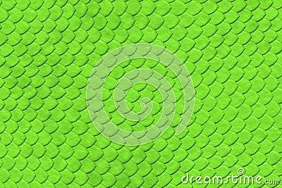 Green Snake skin pattern