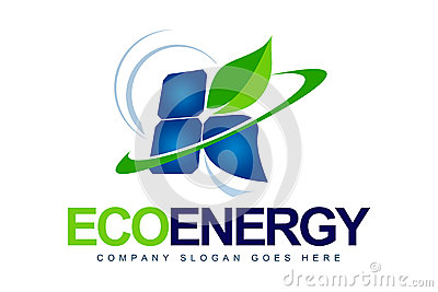 Green Solar Energy Logo