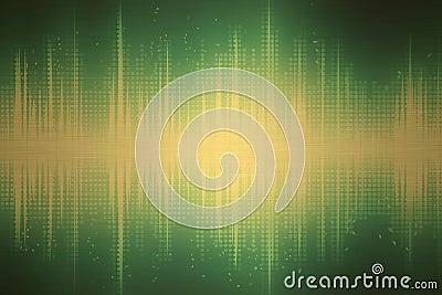 Green Sound Waves