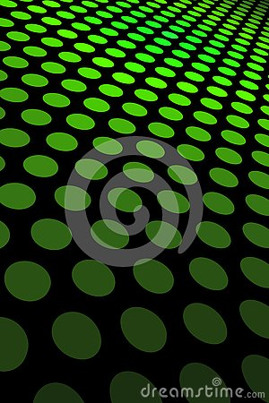 Free Green Spot Pattern Royalty Free Stock Images - 4208219