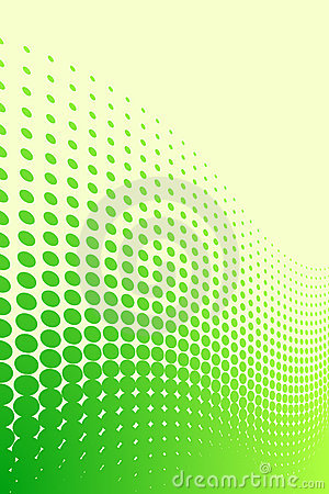 Free Green Spot Pattern Royalty Free Stock Images - 4862889