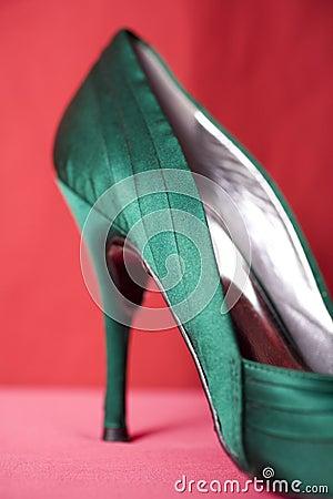 Green Stiletto