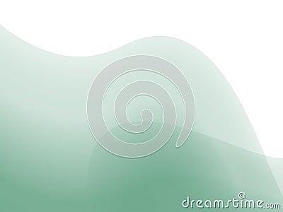 Green stipe pattern