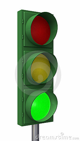 Green Stop light