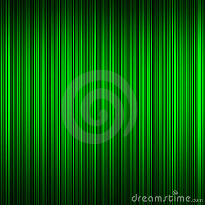 Green stripes background.