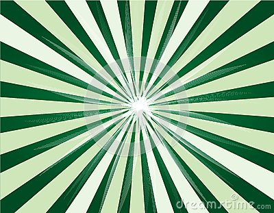 green sunburst background - photo #46