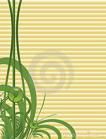 Green tan abstract background 2