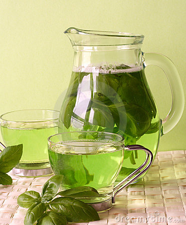 Free Green Tea Stock Photo - 1509590