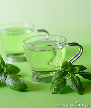 Free Green Tea Stock Images - 1510374