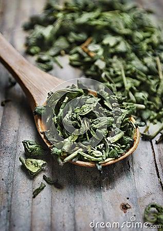 Free Green Tea Royalty Free Stock Image - 23462286