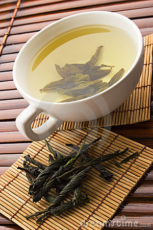 Free Green Tea Stock Photos - 3568113