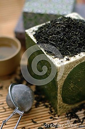 Free Green Tea Stock Photography - 406622