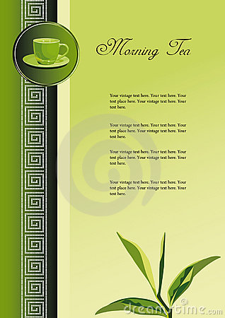 Free Green Tea Stock Photos - 8520363